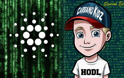 De eerste NFT's zijn verschenen op het Cardano (ADA) blockchain: CardanoKidz