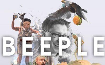 """Wie is """"Beeple"""", en hoe verdient Mike Winkelmann miljoenen met Cryptokunst pixels?"""