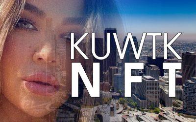 "NFT-artiest 'CryptoFun' plaatst ""ongefilterde"" NFT van Khloé Kardashian op OpenSea"