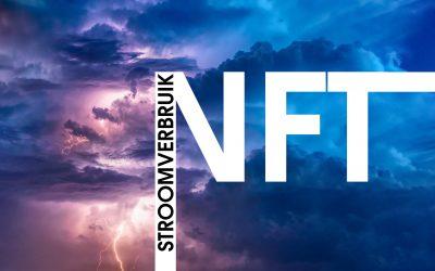 De 'mindere' kant van NFT's: Zal het stroomverbruik non-fungible tokens de das om doen?
