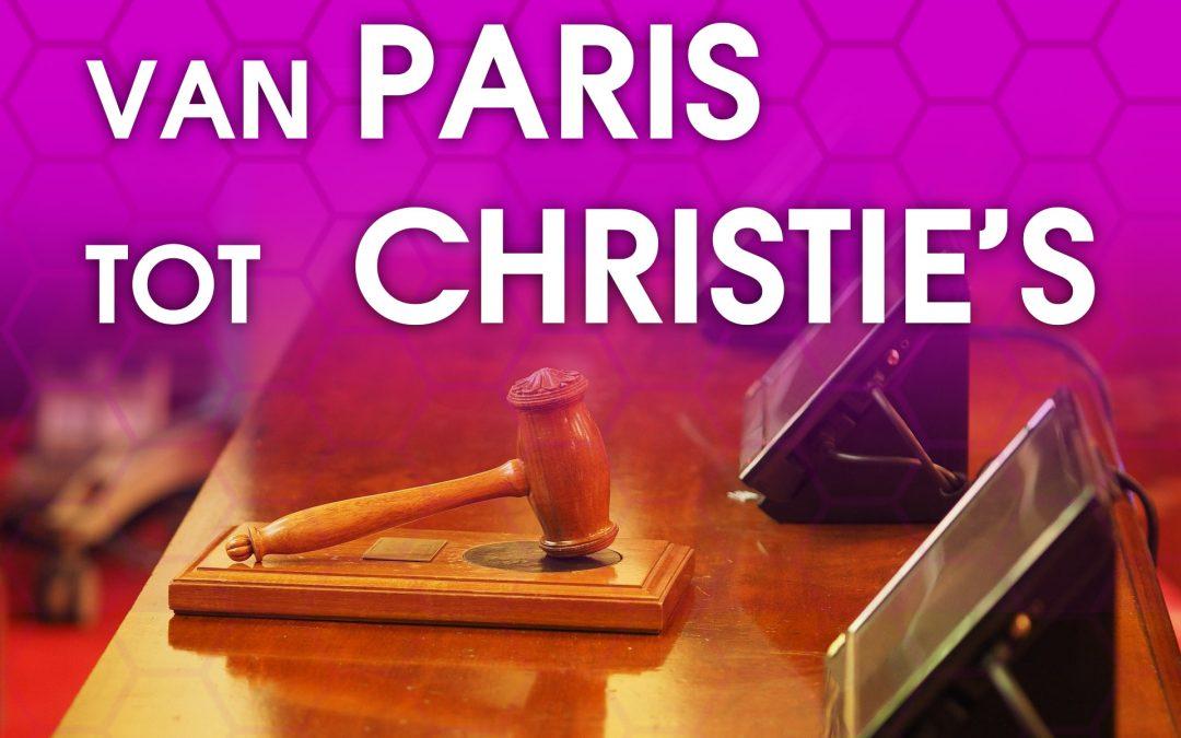 Van Paris Hilton tot Veilingshuis Christie's: hoe NFT's mainstream werden