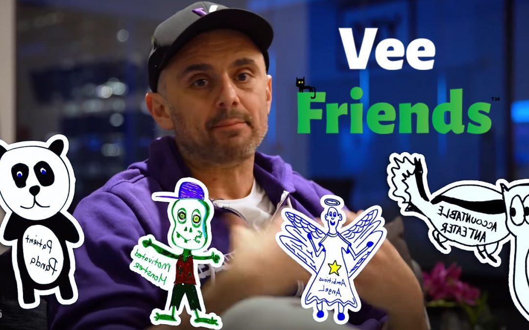 Gary Vaynerchuck lanceert VeeFriends uniek NFT-kunstproject gebaseerd op Ethereum cryptovaluta